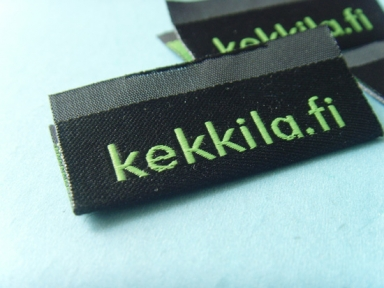 custom polyester clothing label