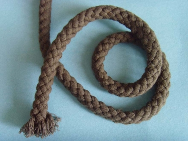round cotton braid rope